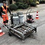 asfalt laten repareren